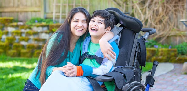 Aid for Single Mothers with Disabilities