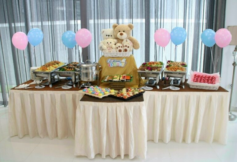 Catering The Baby Shower